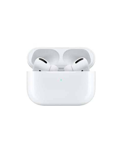 Refurbished Apple AirPods Pro   Draadloze oplaadcase   24 maanden garantie