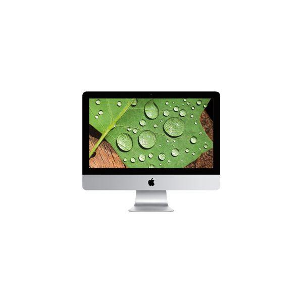 iMac 21-inch Core i5 3.1 GHz 512 GB HDD 8 GB RAM Argent (4K, Fin 2015)