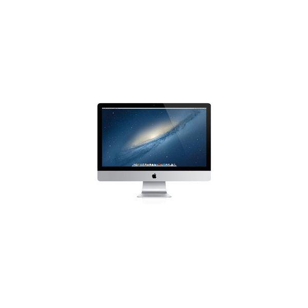 iMac 27-inch Core i5 3.2 GHz 1 TB HDD 8 GB RAM Argent (Fin 2012)