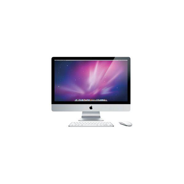 iMac 27-inch Core i7 2.93 GHz 256 GB HDD 4 GB RAM Argent (Mi-2010)