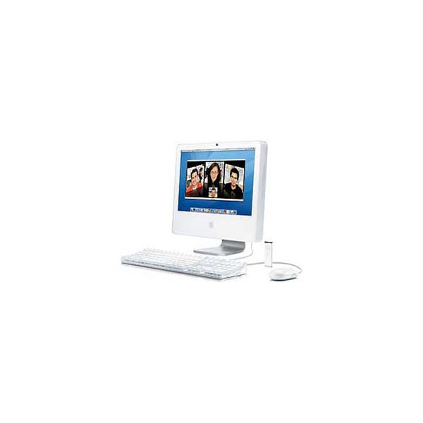 iMac 17-inch Core 2 Duo 1.83 GHz 160 GB HDD 1 GB RAM Argent (CD Fin 2006)
