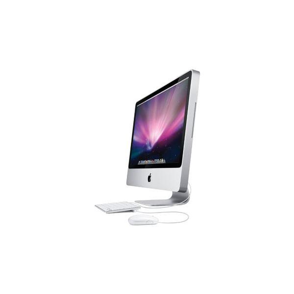 iMac 20-inch Core 2 Duo 2.26 GHz 160 GB HDD 1 GB RAM Argent (Mi-2009 (Edu))
