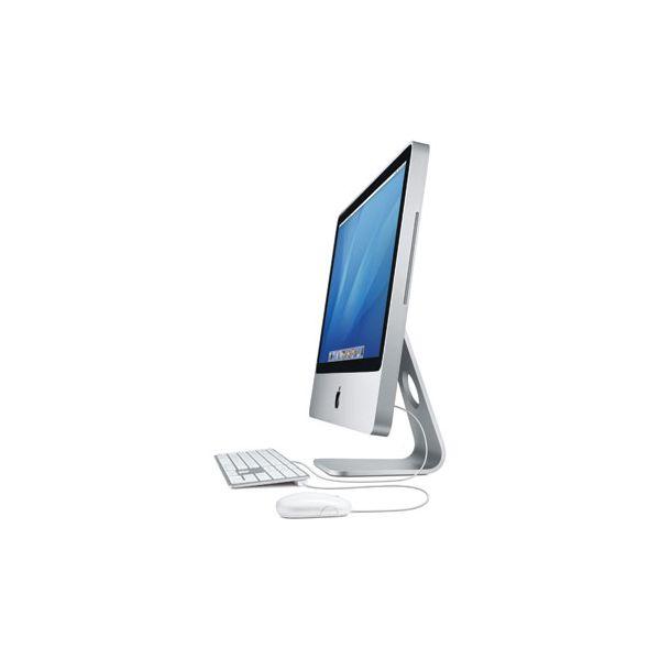 iMac 20-inch Core 2 Duo 2.0 GHz 250 GB HDD 1 GB RAM Argent (Mi-2007)