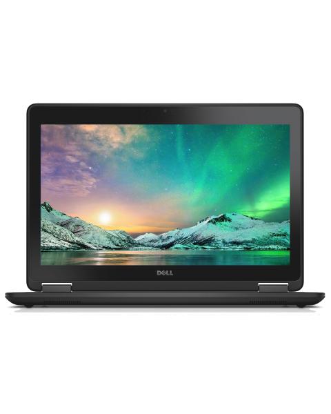 Dell Latitude E7250   12.5 inch HD   5e generatie i5   256GB SSD   8GB RAM   QWERTY/AZERTY/QWERTZ