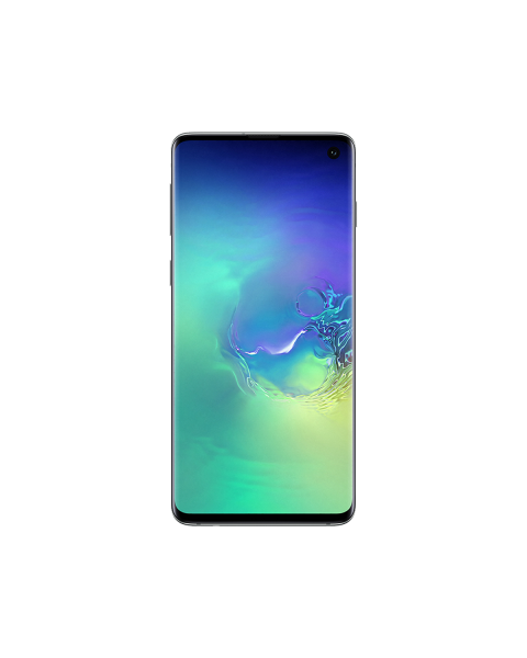 Refurbished Samsung Galaxy S10 128GB groen