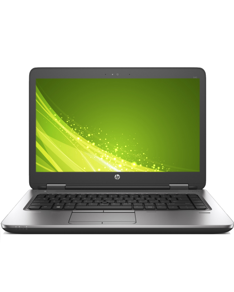 HP ProBook 640 G2   14 inch HD   6e generatie i5   256GB SSD   8GB RAM   QWERTY/AZERTY/QWERTZ