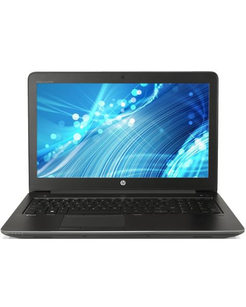 HP ZBook 15 G3   15.6 inch FHD   6e generatie i7   256GB SSD   16GB RAM   NVIDIA Quadro M1000M   QWERTY/AZERTY/QWERTZ