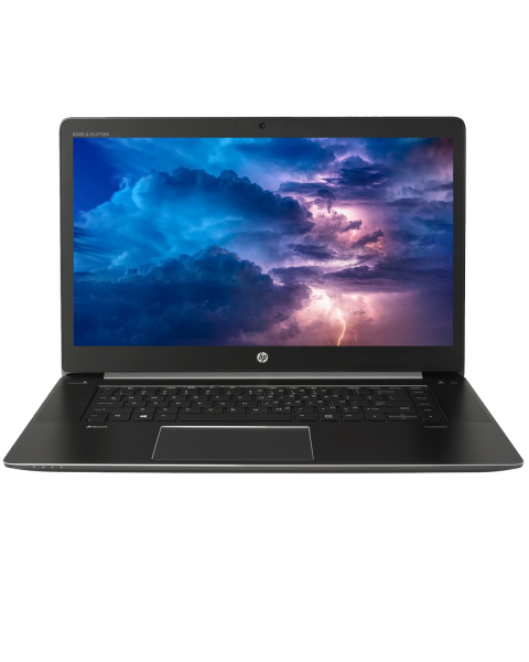 HP ZBook Studio G3   15.6 inch FHD   6e generatie i7   512GB SSD   16GB RAM   2.7 GHz    NVIDIA Quadro M1000M   QWERTY/AZERTY/QWERTZ