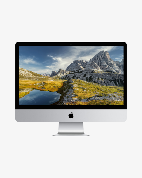 iMac 21-inch Core i5 2.7 GHz 1 TB HDD 8 GB RAM Argent (Fin 2013)