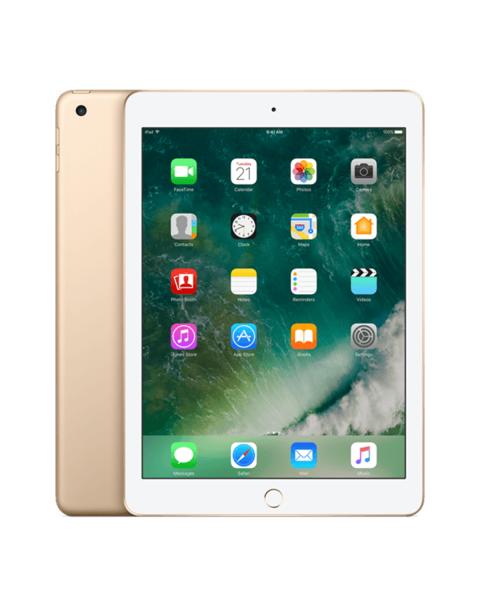 Refurbished iPad 2017 128GB WiFi doré