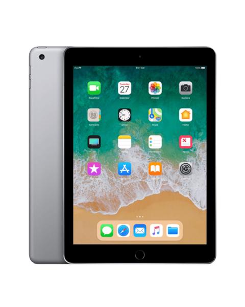 Refurbished iPad 2018 128GB WiFi noir / gris espace