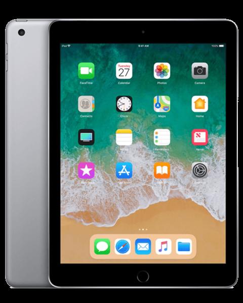 Refurbished iPad 2018 32GB WiFi noir / gris espace