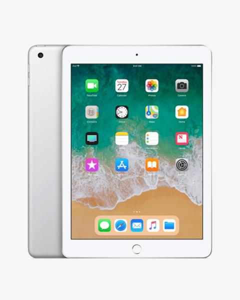 Refurbished iPad 2018 128GB WiFi argent