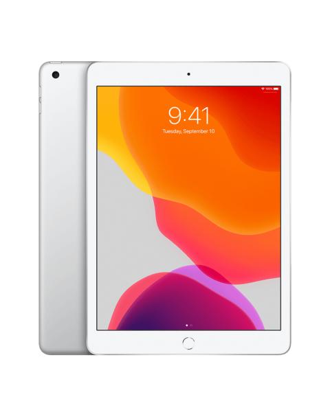 Refurbished iPad 2019 32GB WiFi + 4G zilver