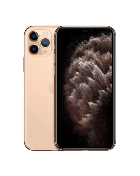Refurbished iPhone 11 Pro 64GB goud