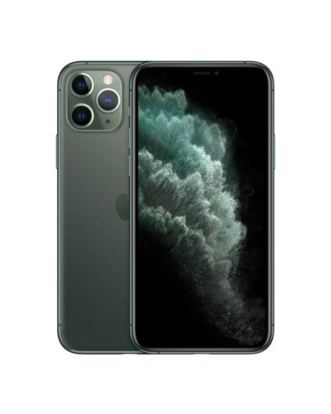 Refurbished iPhone 11 Pro Max 64GB midnight green