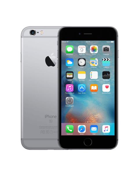 iPhone 6S Plus 64GB noir/gris espace reconditionné