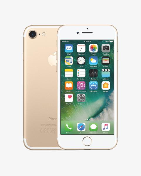 iPhone 7 128GB doré reconditionné