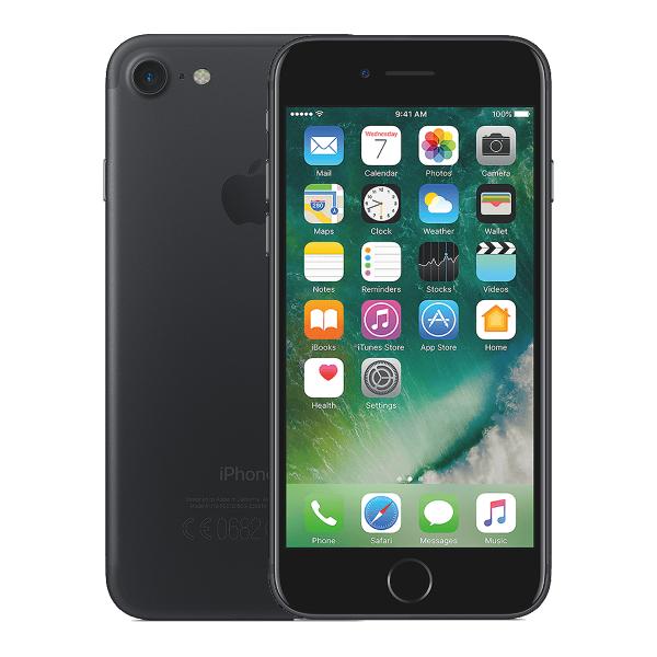 iPhone 7 256GB noir mat reconditionné