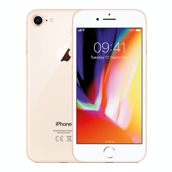 iPhone 8 64GB argenté reconditionné
