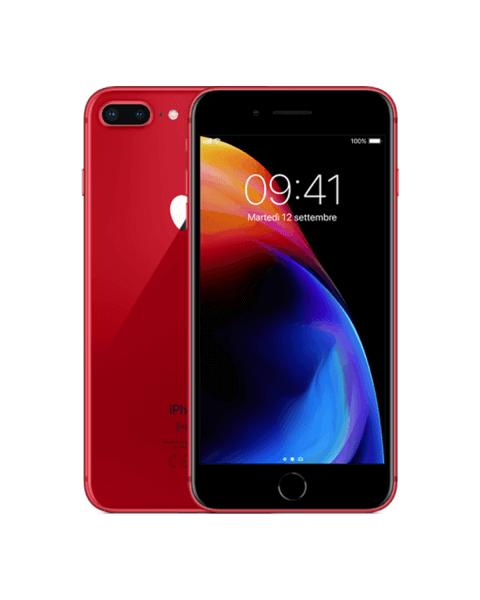 Refurbished iPhone 8 plus 256GB rouge