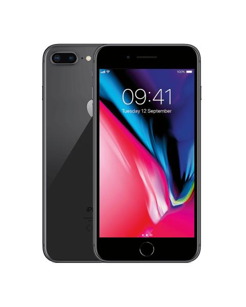 Refurbished iPhone 8 plus 64GB gris espace