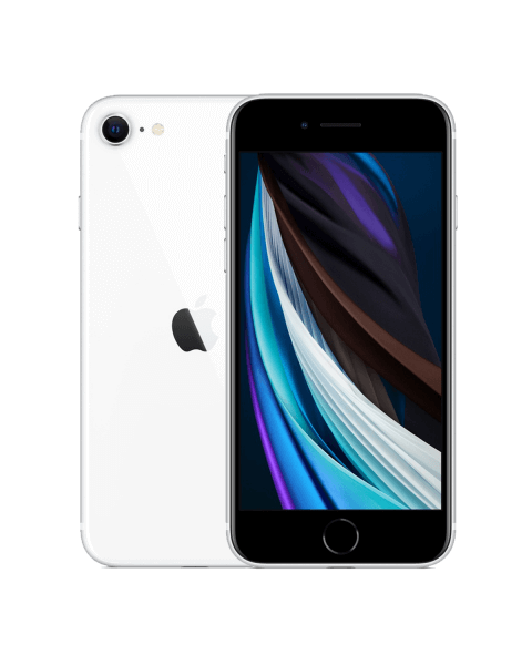 Refurbished iPhone SE 128GB wit (2020)