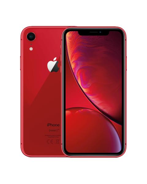 Refurbished iPhone XR 64GB rouge