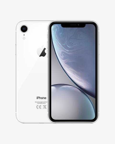 Refurbished iPhone XR 128GB blanc