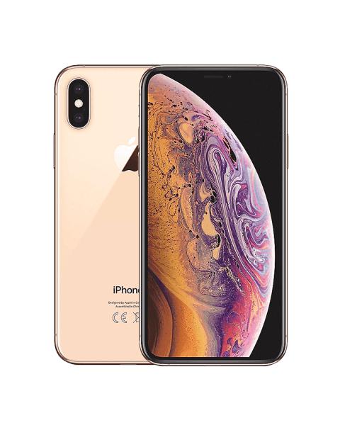 Refurbished iPhone XS Max 64GB doré
