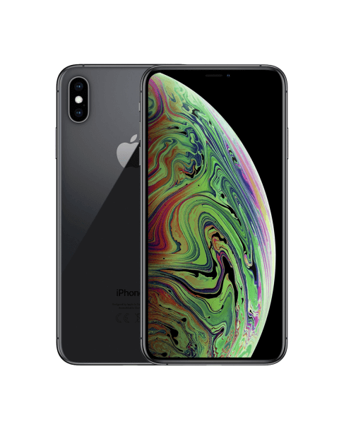 Refurbished iPhone XS MAX 256GB gris espace