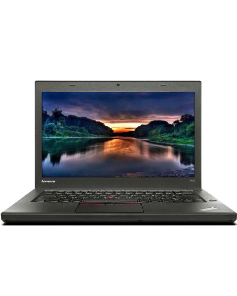 Lenovo ThinkPad T450 Ultrabook   14 inch HD   4e generatie i5   256GB SSD   16GB RAM   QWERTY/AZERTY/QWERTZ