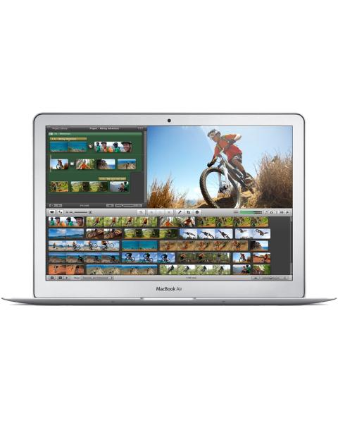 MacBook Air 11-inch | Core i7 1.7 GHz | 500GB SSD | 8GB RAM | Zilver (Mid 2013)