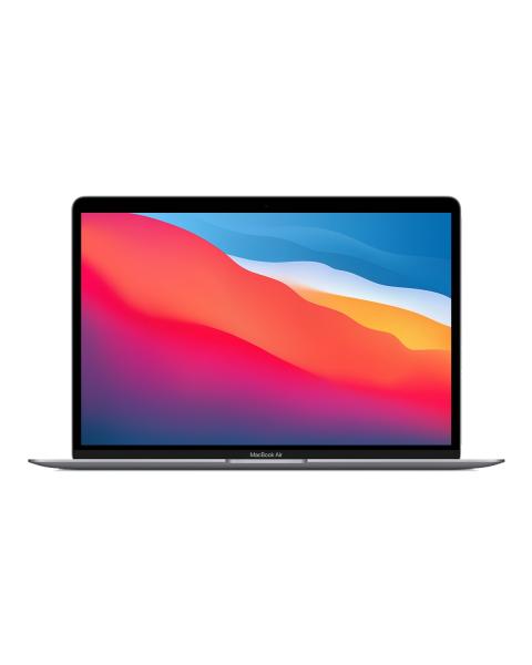 Macbook Air 13-inch | Apple M1 | 512GB SSD | 16GB RAM | Spacegrijs | QWERTY/AZERTY/QWERTZ (2020)