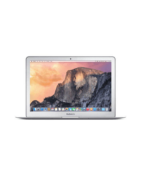 MacBook Air 13 pouces Core i5 1,6 GHz 128GB SSD 4GB RAM argenté (Début 2015)
