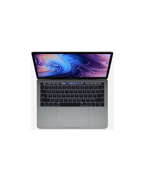 MacBook Pro 13-inch Core i5 2.4 GHz 256 GB SSD 8 GB RAM Argent (2019)