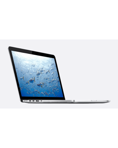 MacBook Pro 13-inch Core i5 2.6 GHz 128 GB SSD 8 GB RAM Argent (Mi-2014)