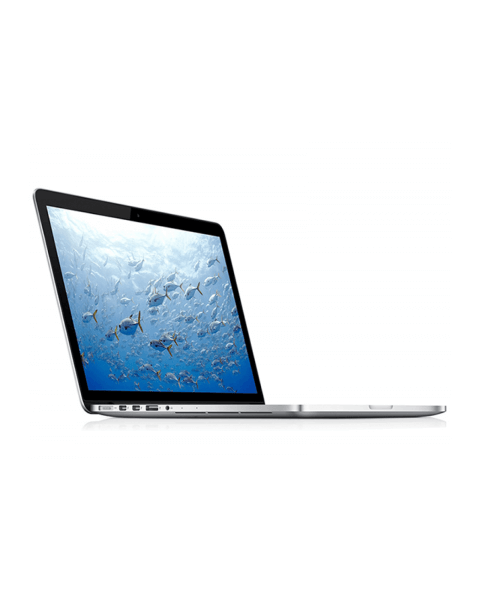 MacBook Pro 15-inch Core i7 2.2 GHz 256 GB SSD 16 GB RAM Argent (Mi-2015)