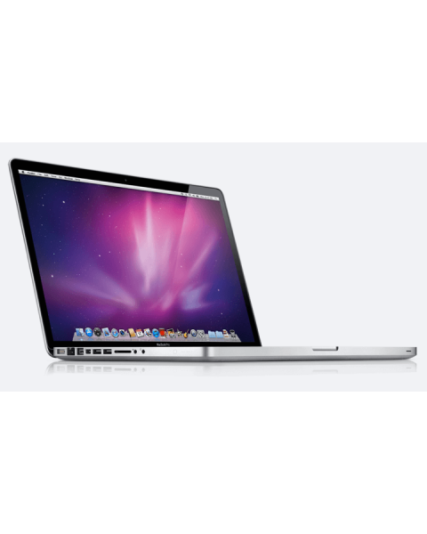 MacBook Pro 13 pouces Core i5 2.4 GHz 128GB, 256GB SSD 8GB RAM argenté (Fin 2013)