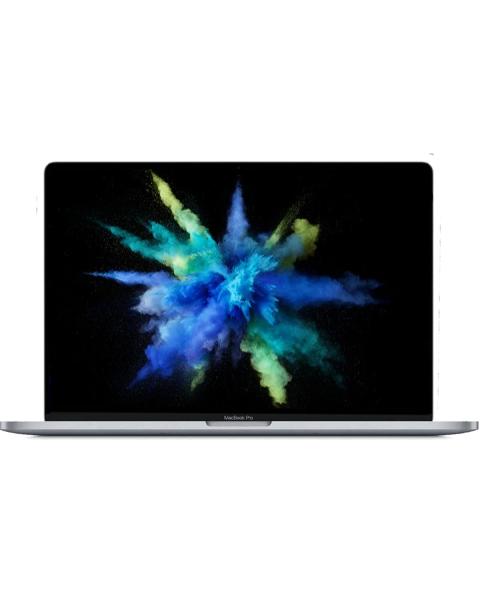 Macbook Pro 15-inch Touch Bar Core i7 2.8 GHz 1 TB SSD 16 GB RAM Zilver (2017)