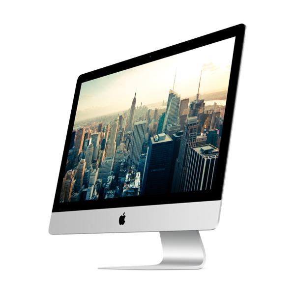 Refurbished iMac 21.5 inch i5 2.8 GHz 1TB HDD 8GB RAM (Fin 2015)