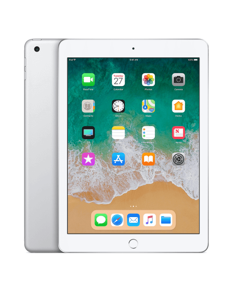 Refurbished iPad 2018 128GB WiFi argent