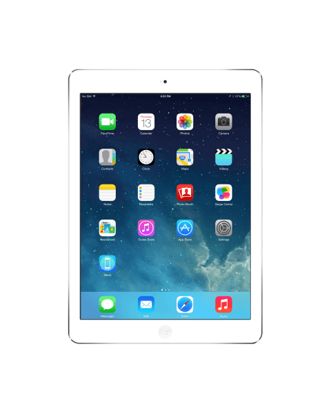 Refurbished iPad Air 1 128GB WiFi argent