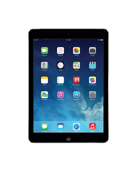 Refurbished iPad Air 1 128GB WiFi + 4G noir / gris espace