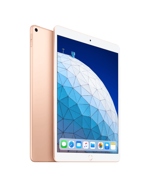 Refurbished iPad Air 3 64GB WiFi doré
