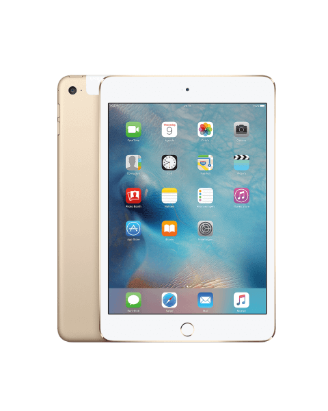 Refurbished iPad mini 4 16GB WiFi doré