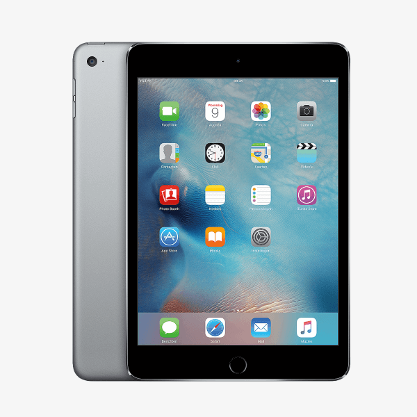 iPad mini 4 16GB WiFi noir reconditionné