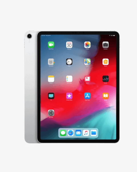 Refurbished iPad Pro 12.9 256GB WiFi + 4G argent (2018)