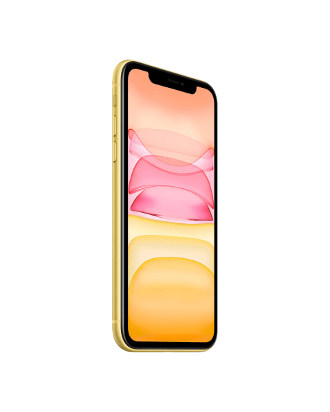 Refurbished iPhone 11 64GB geel