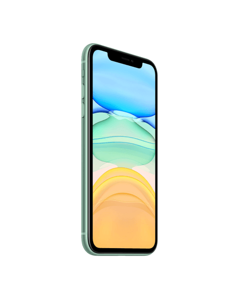 Refurbished iPhone 11 64GB groen